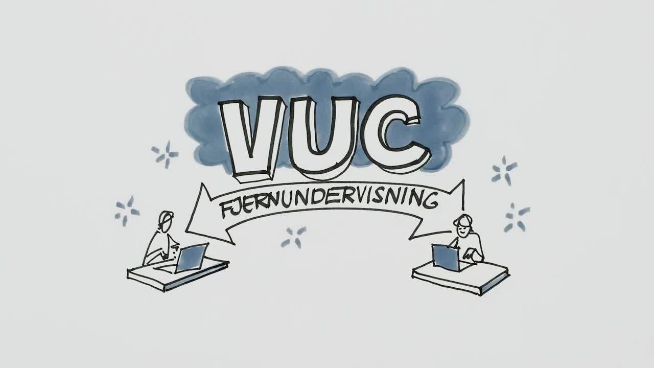 Fjernundervisning hos VUC
